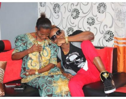 Diamond's mother talks about unfollowing her son on Instagram