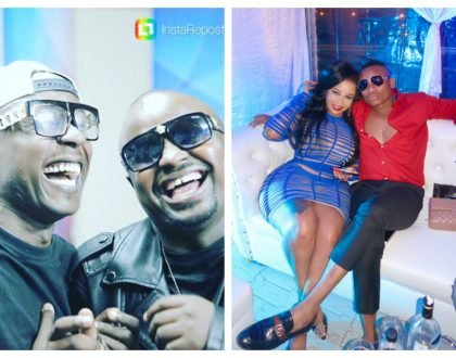 Beef alert! P Unit's Frasha taunts Otile Brown over his relationship with Vera Sidika