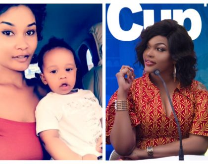 Katoto kao kazuri! Wema Sepetu commends Diamond and Hamisa Mobetto