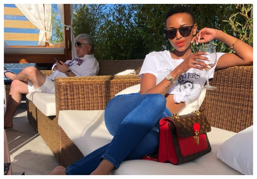 """""""I had to find God"""" Huddah Monroe explains why she deleted all her Instagram photos and temporarily kept off social media"""