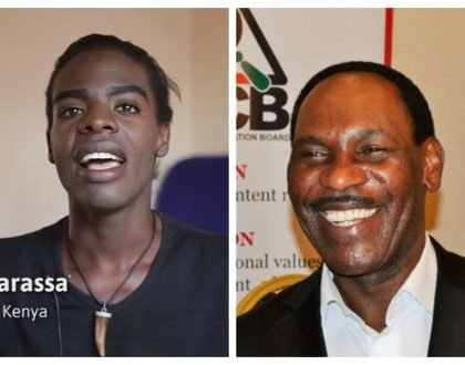 """You will kiss your job goodbye, gay sex workers provide services to so many lawmakers"" Joji Baro tells Ezekiel Mutua"