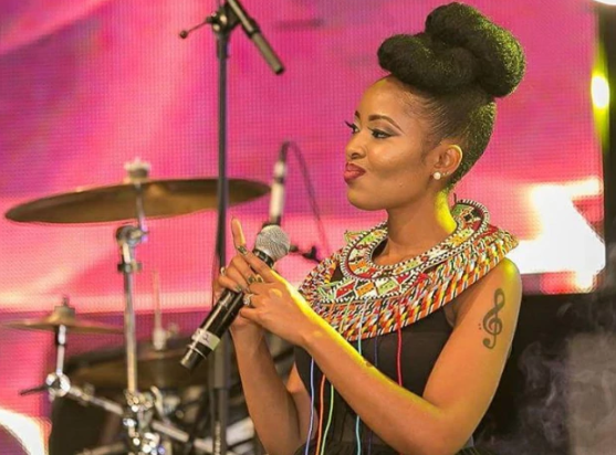 This is why gospel singer Kambua was forced to disable her comment sections on social media