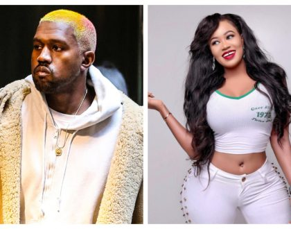 """""""Kanye West also did it"""" Vera Sidika takes pride in bleaching after American rapper admits to undergoingcosmetic surgery"""