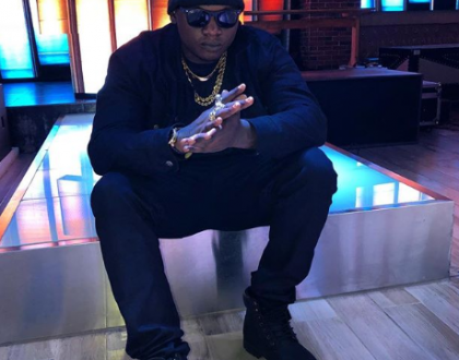 Khaligraph redeems himself with hot beauty after Cashy left him and got pregnant with another man