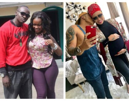 Is loving someone a crime? Khaligraph joins list of celebs scolding Otile Brown for dating Vera Sidika