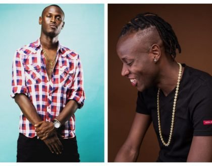 """He has touched me"" King Kaka wowed by fast rising gospel singer Guardian Angel, hints Bahati and Willy Paul should emulate him"