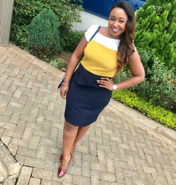 Is Betty Kyalo throwing shade at Susan Kaittany after she said Kyalo is not loyal?