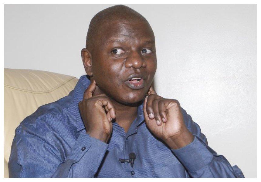 Uproar over Louis Otieno's Kes 50,000 per plate fundraiser to be held at Villa Rosa Kempinski