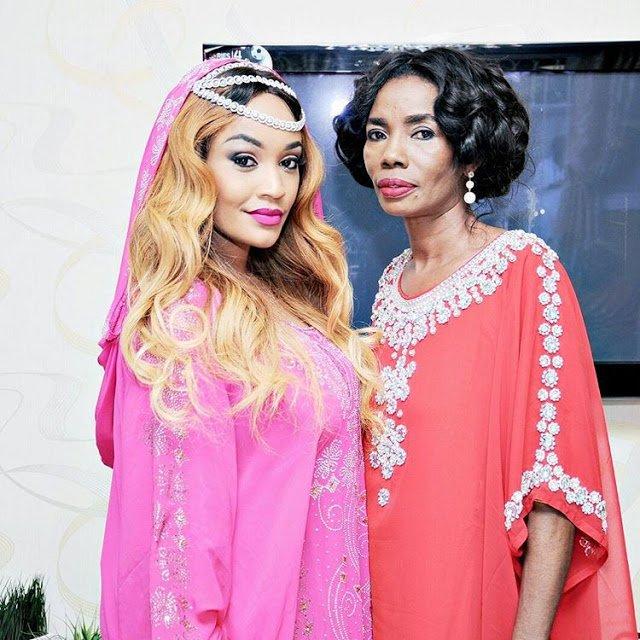 Zari Hassan and Sanura Sandra