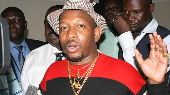Arrest wanted goons, Mike Sonko tells police