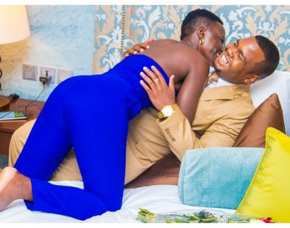 Nelly Oaks come see this! Tanzanian musician expresses his wish to marry Akothee