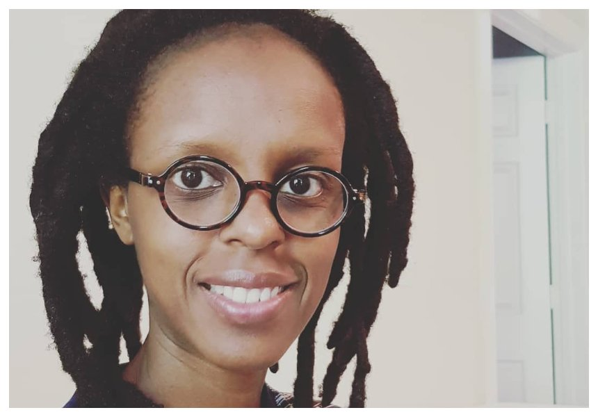 """Zi sijatoa tint""Njambi Koikai explains the sudden change of her skin color"