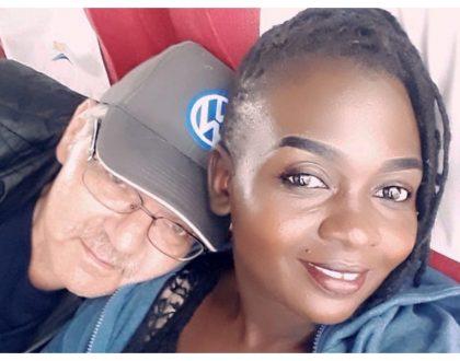"""Sina mume mvivu"" Nyota Ndogo talks about her husband's bedroom skills"