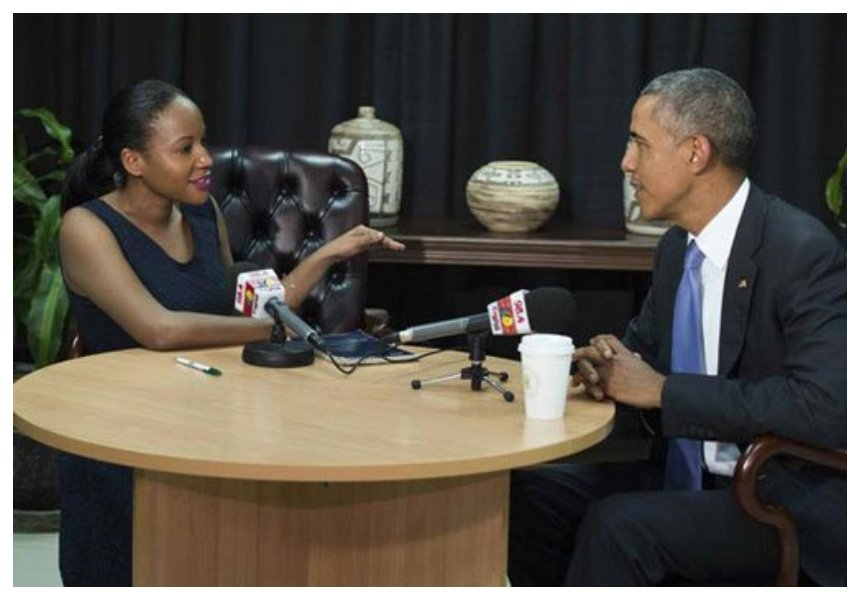 NTV hires the only Kenyan journalist who interviewed Barack Obama while he was still US President