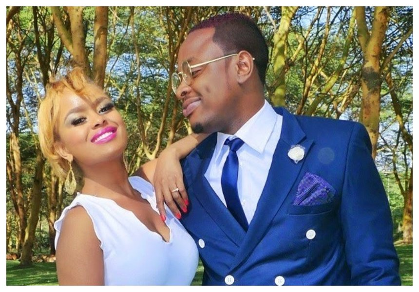 """Atuongezee mwingine"" Ommy Dimpoz promises to visit Avril to personally congratulate her on being a mother"