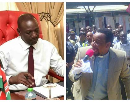 """""""Politicians are not hustlers"""" PastorGodfrey Migwi warns Ruto against riding on 'hustlers' tag"""