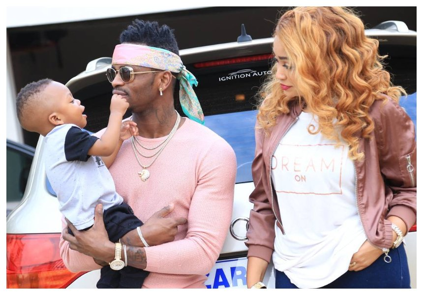 Ruthless! Zari's responds to a fan claiming Nillan is Ivan's biological son