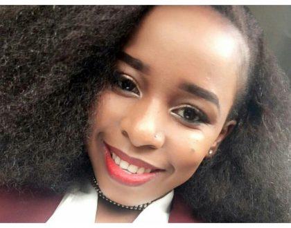 Saumu Mbuvi finally parades her new boyfriend on social media (Photos)