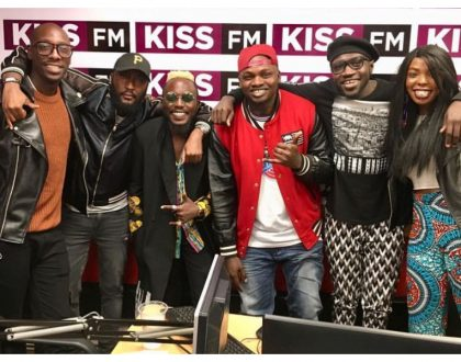 """There is no way you can retire from music"" Khaligraph expresses disappointment with Sauti Sol"