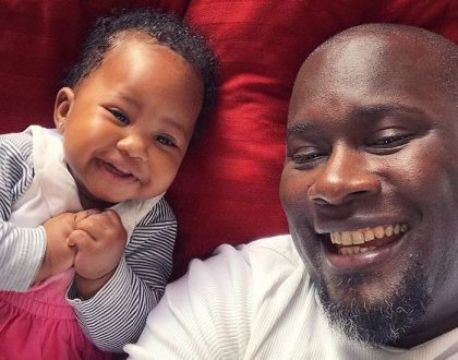 Machoos! Tedd Josiah shares the last photo his wife took before her untimely death