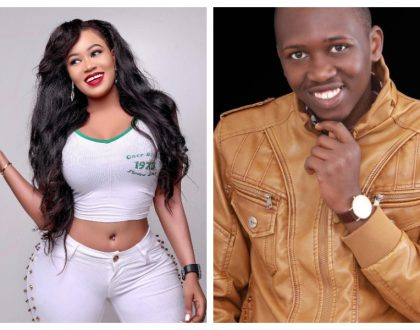 Meet Brian Kibet, the crazy fan who is going out on a date with Vera Sidika this weekend (Photos)