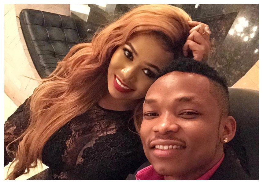 """She knew she was getting into a relationship with a hustler"" Otile Brown admits he can't 'afford' Vera Sidika"