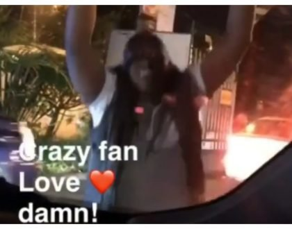 Vera Sidika to go out on a date with crazy fan who stopped her outside a Nairobi club