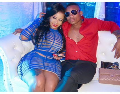 Otile Brown takes HIV test after fans warn him that Vera Sidika is infested with tons of diseases