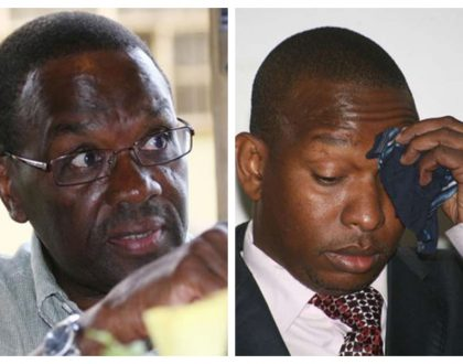 Former CJWilly Mutungalights up the internet as he lectures Mike Sonko inmother tongue aboutgarbage menace