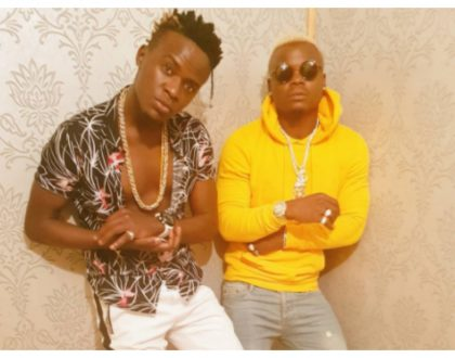 """He was just being petty"" Harmonize responds to Willy Paul's complaint"