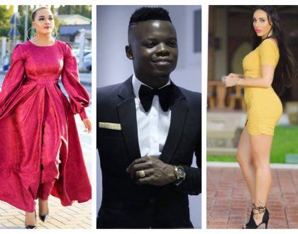 """""""Simfwatili bwanako, niligoma kusex na yeye coz ya maumivu na dharau"""" Wolper writes open letter to Harmonize and his girlfriend"""