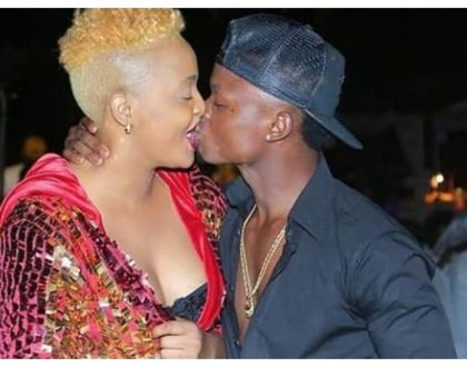Old age catching up with Harmonizes ex girlfriend, Bongo actress Wolper? (Photos)