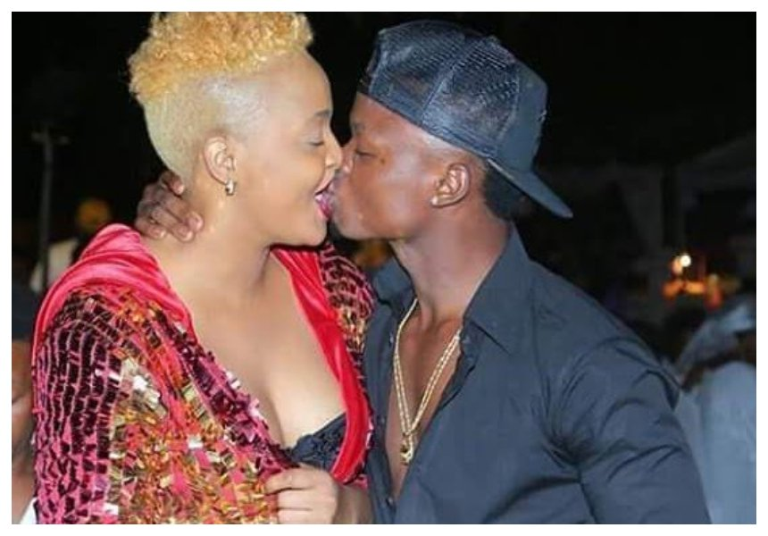 """Harmonize still loves me"" Jacqueline Wolper says as she arrives in Nairobi (Photos)"