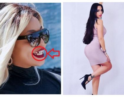 """""""Please go see a dentist"""" Drama continues as Harmonize's girlfriend savagely attacks Jacqueline Wolper"""