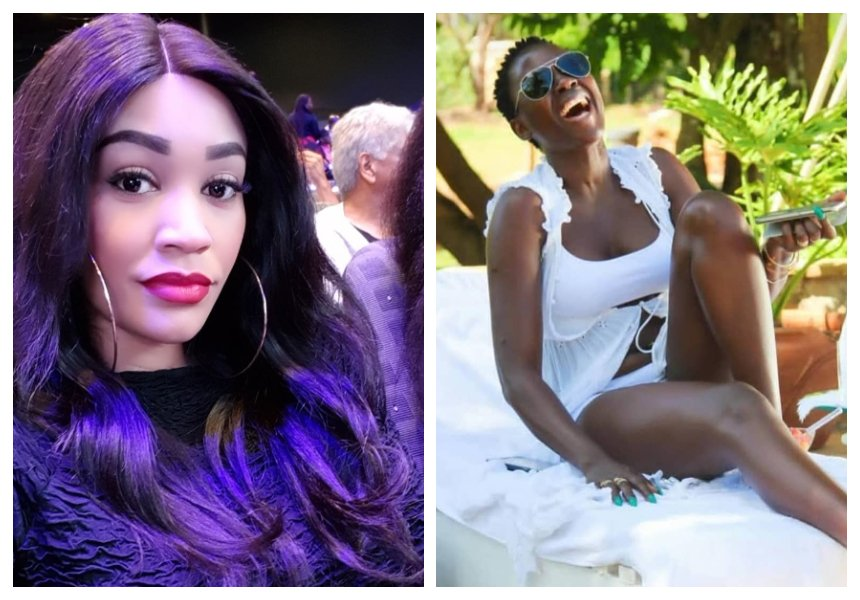 """Some men should be castrated"" Akothee declares after Zari says Diamond is only a sperm donor"