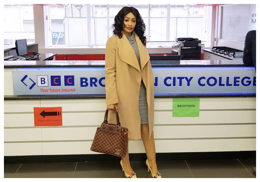 """""""At 30 I had 258 employees"""" Zari narrates how her late husband and her built an empirein South Africa"""
