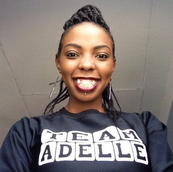 Adelle Onyango: If you have a sponsor say so, don't lie to us you work hard