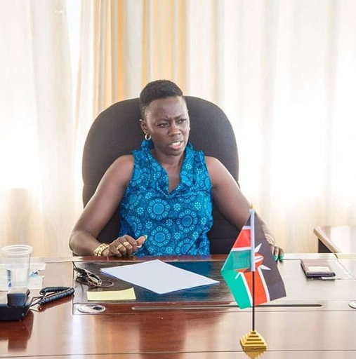 Akothee: If he comes with a bunch of money to pay a 2k bill, he's broke