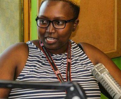 Radio Jambo presenter Anita Raey recounts being a 'chokara'