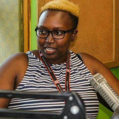Radio Jambo presenter Anita Raey recounts being a 'chokara'