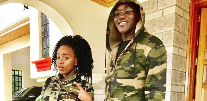 Saumu Mbuvi ex Ben Gatu throws shade at Kenyan ladies: They don't know how to dress