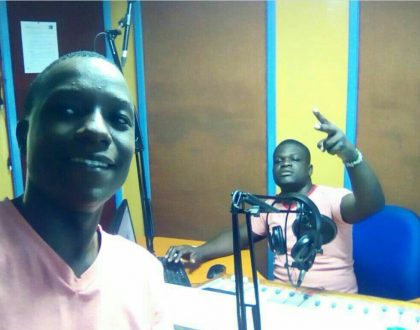 Milele FM unveils Billy Miya and Mbaruk as their new Breakfast Show hosts