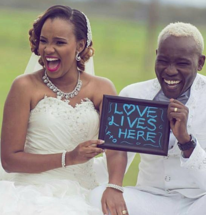 Daddy Owen and Farida Wambui finally welcome bouncing Baby Boy