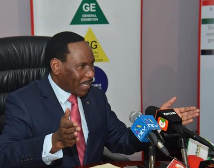 Ezekiel Mutua sets the record straight: KFCB does not license online uploads