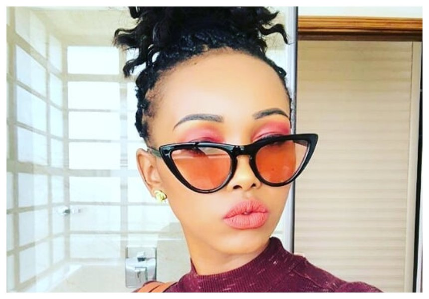 Huddah Monroe scared love is driving her to a new phase of life - kids, husband and family
