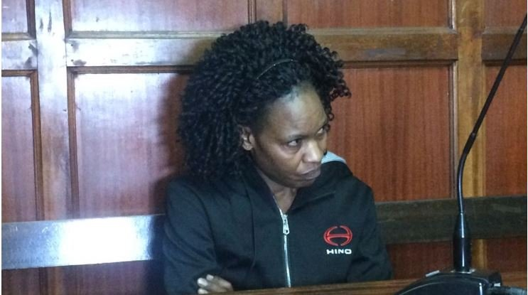 Justina Syonzua Malela, a clerk at Huduma Center Kibera, was on Thursday May 24th 2018 fined Kes 500,000 for the receiving a bribe from Naomi Syombua Musyoka for processing a birth certificate