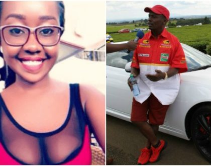 Team Mafasi beg Kabogo to leave 'Slay Queen' to them after he commented on her post