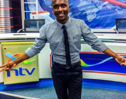 Yet another NTV presenter 'stolen' by Citizen TV, makes debut (photos)