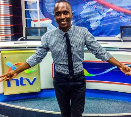 Yet another NTV presenter 'stolen' by Citizen TV, makes debut (photos)