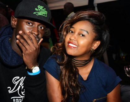 King Kaka's wife narrets how she met him: He told me he loves my toes